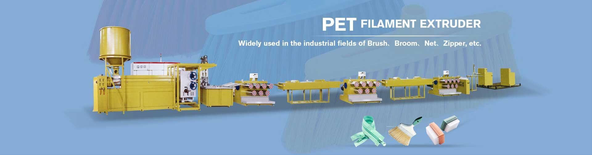 PET Filament Extruder