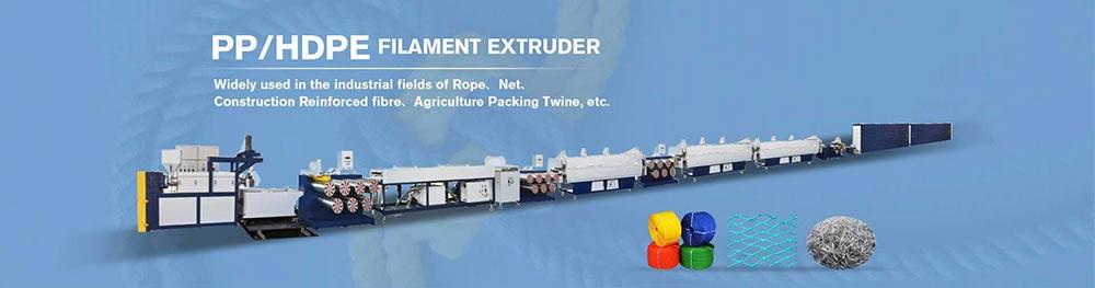 PP/PE Filament Extruder