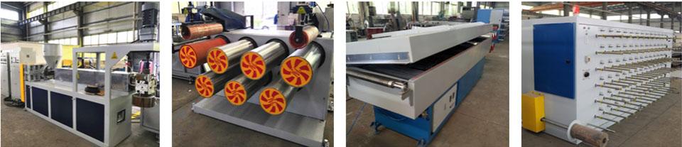 PA/Nylon/Polyamide Net Yarn Monofilament Extruder Machine