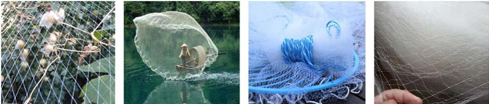 PA/Nylon/Polyamide Fishing Net Yarn Monofilament Extruder Machine