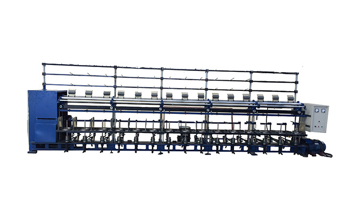 PP/HDPE/PET/Nylon Yarn Ring Twister Machine