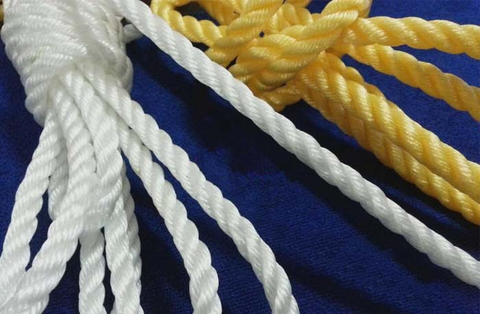 PP HDPE Rope Yarn Monofilament Extrusion Plant