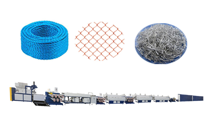 PP/HDPE Monofilament Extrusion Line