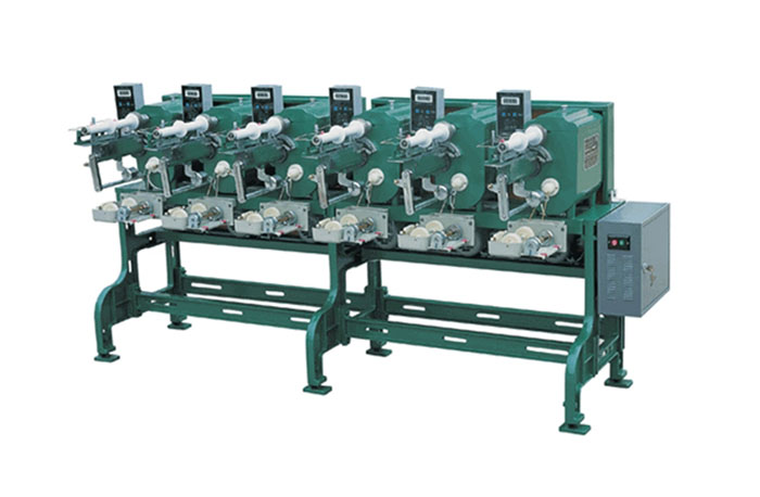 Plastic Twisted Yarn Spool Winding Machine