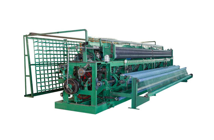 Plastic Shade Netting Fishing Net Knitting Making Machine