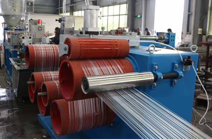 Stretch Drawing Roller For Plastic Filament Extrusion Line
