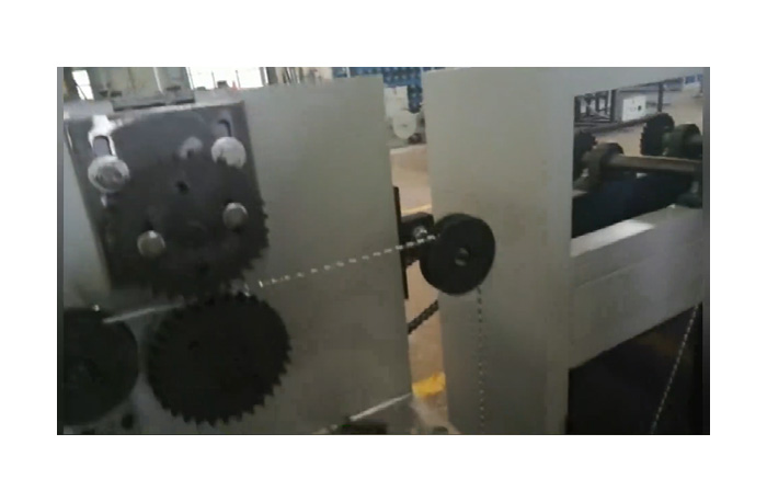 Lead Chain Core Extruding Making Machinery Metal Lead Line Extrusion Line