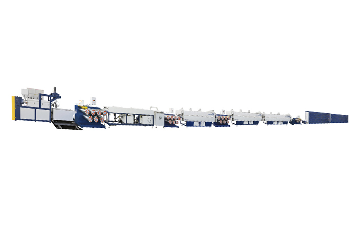 Fibre Reinforced Concrete Online Cutter Production Line