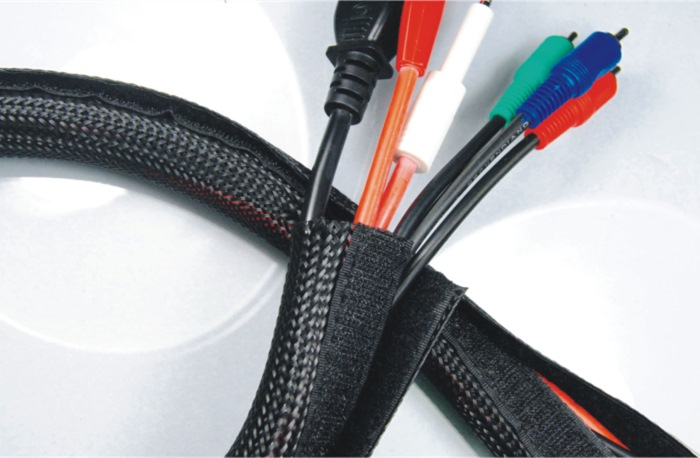 PP/PA/PET Braided Cable Sleeving Monofilament Extrusion Machine