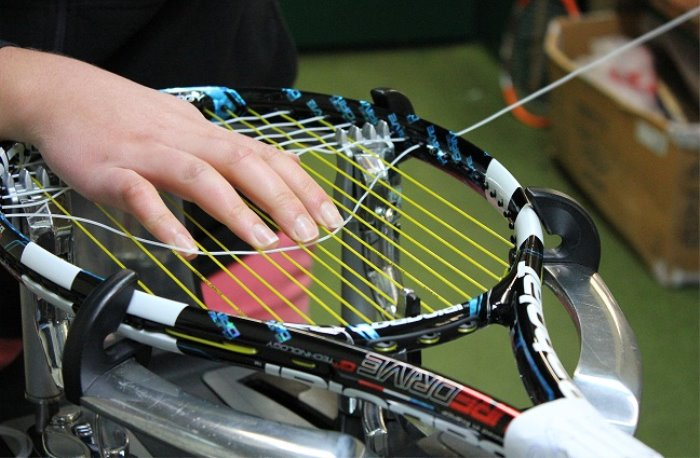 Nylon Tennis Racket String Extruding Drawing Equipment