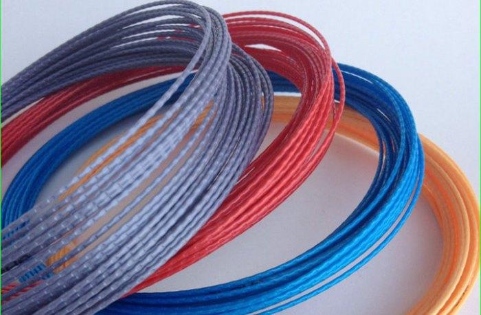 Nylon Tennis Racket String Extruding Drawing Equipment
