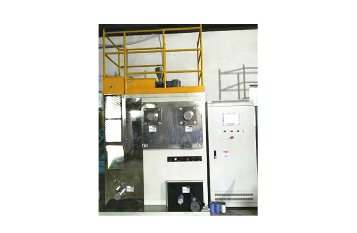 Laboratory FDY Colored Yarn Testing Spinning Equipment